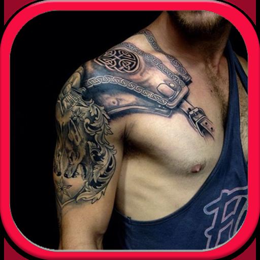 3D Tattos Photo Editor