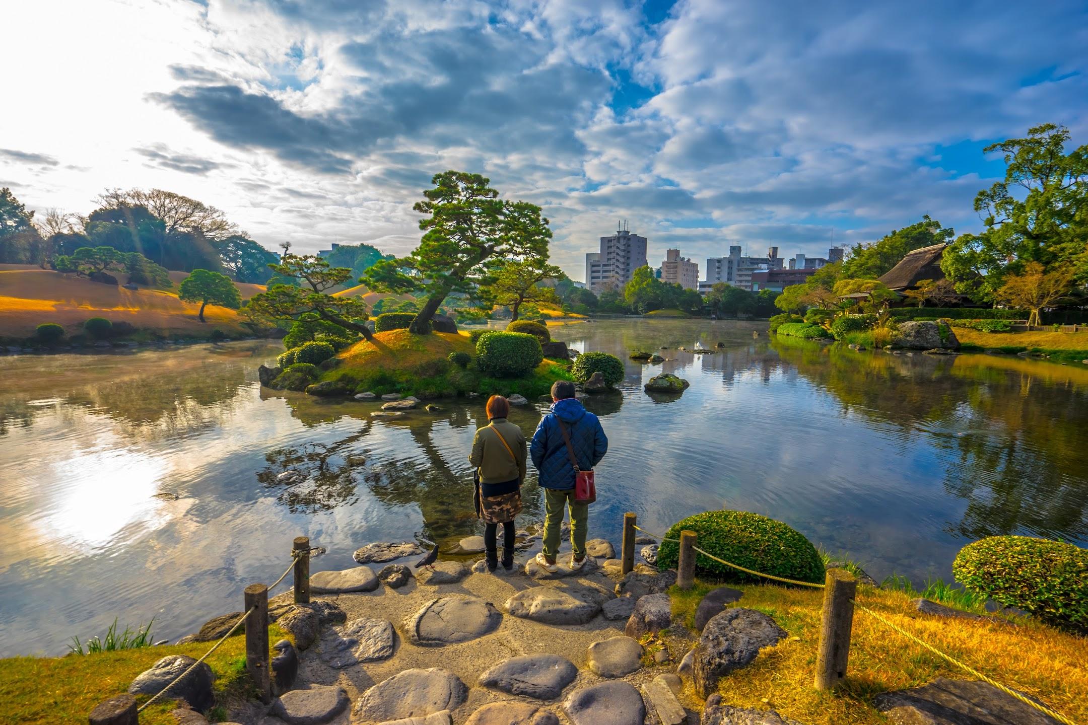 Suizenji Jojuen Garden2