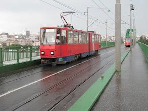 Photo: Day 80 - Tram in Belgrade