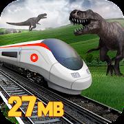Dinosaur Park Train Simulator