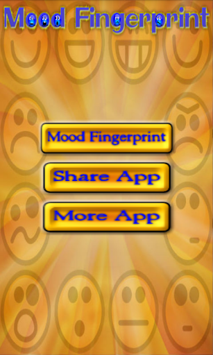 Mood Fingerprint Prank