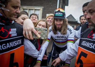 Daarom zal wereldkampioen Peter Sagan toch niet starten in Dwars door Vlaanderen