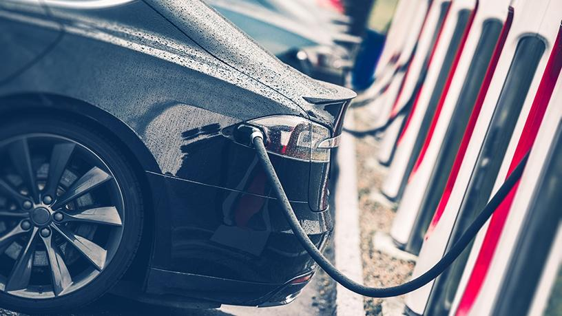 Electric vehicle chargers could be vulnerable to attack.