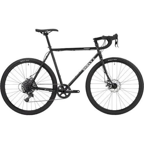 Surly Cross Check Complete Bike Black 09