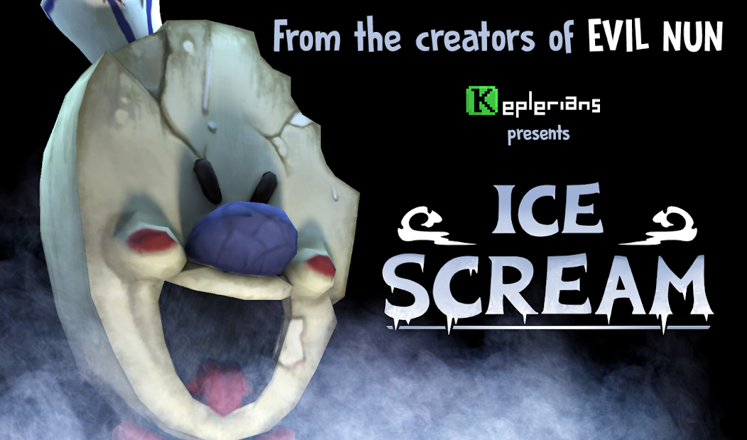 Ice Scream: Horror Neighborhood Android App Screenshot