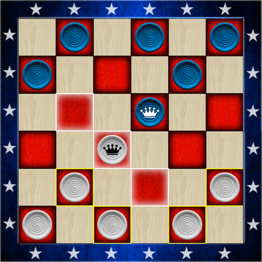 Pool checkers (game)