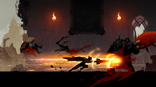 Shadow Knight MOD APK Deathly Adventure [Immortality + Mod Menu] 1