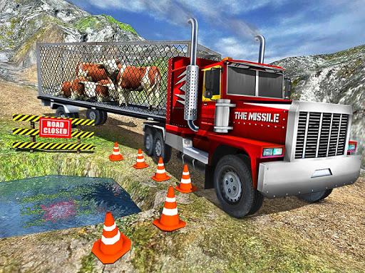 Offroad Farm Animal Truck Driving Game 2018 1.2 screenshots 12