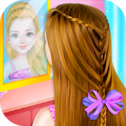 Game Little Princess Magical Braid Hairstyles Salon APK for Windows Phone