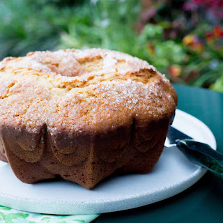 Honey Pound Cake