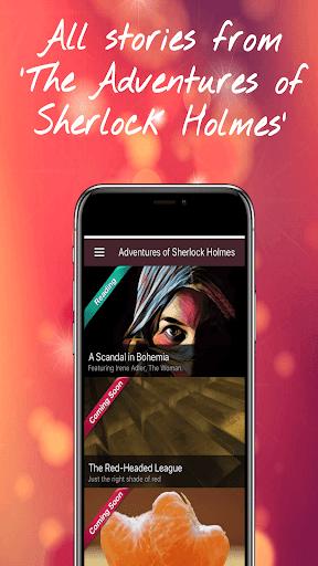 Sherlock Holmes' IM:Chat Stories Game  screenshots 4