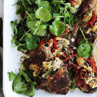 Salt and Pepper Lamb Cutlets Recipe