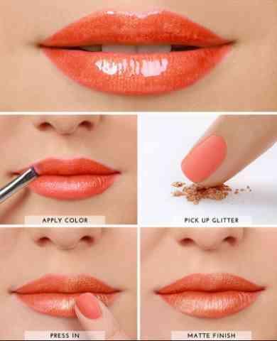 Lips MakeUp Tutorial