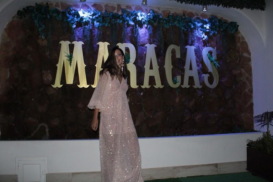 Jara Liria Rivas vestida por Mar Segura Shop.
