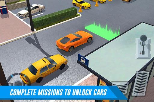 Shopping Mall Car & Truck Parking  screenshots 5