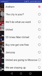 Download Chorus of Manchester United Fans For PC Windows and Mac apk screenshot 2