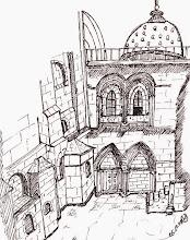 Photo: BauFachForum Ethik:  Der Kampf um Heiligtümer. Betrachten wir entgegen vom Tibet einmal das heilige Grab von Jesus Christus in Jerusalem und rechnen wir einfach einmal zurück, wie viele Kreuzzüge zur Verteidigung und Eroberung des heiligen Grabes nötig waren um das heilige Grab zu sichern, diese Sicherung wohl gelungen ist, allerdings die Frage nach den Opfern nicht gestellt werden darf. Aber selbst Saladin als muslime 1187, vernichtete jeden Christen bei der Eroberung von Jerusalem. Allerdings nicht das Heiligtum. Davor hatte er Achtung!!!  Mehr über die Vergangenheit Deutschlands: http://baufachforum.de/index.php?rub_id=1&det_id=64_3