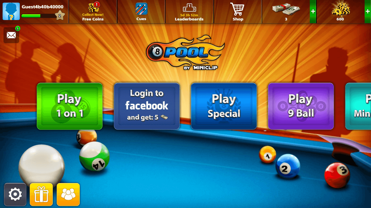 8 Ball Pool Play Online Free PC Download