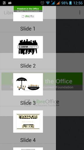 LibreOffice Viewer  screenshots 2
