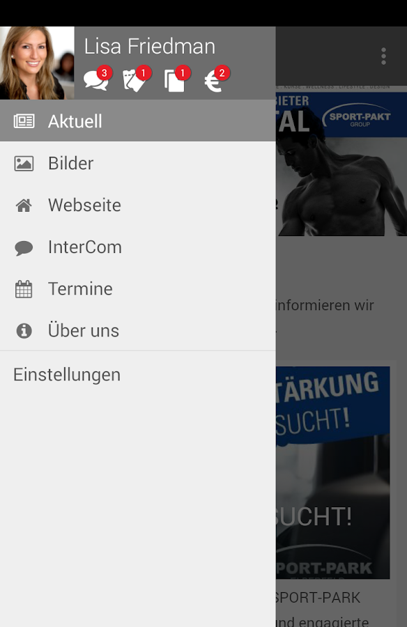 Sport-Park Group- screenshot