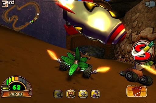 Tiki Kart 3D screenshot 4