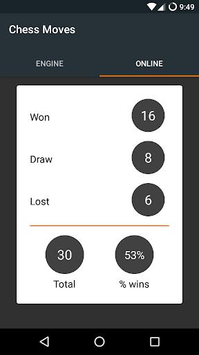 Chess Moves u265f Free chess game 2.7.3 screenshots 5