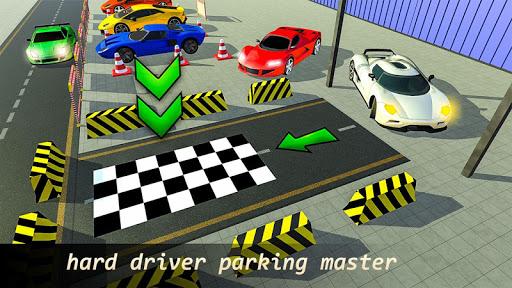 Modern Car : Drive Parking 3d 2.0 screenshots 5