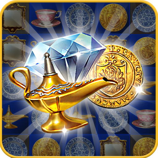 Relic Match 3: Mystery Society file APK for Gaming PC/PS3/PS4 Smart TV