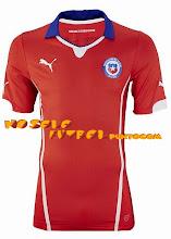 Photo: Chile 1ª Mundial 2014