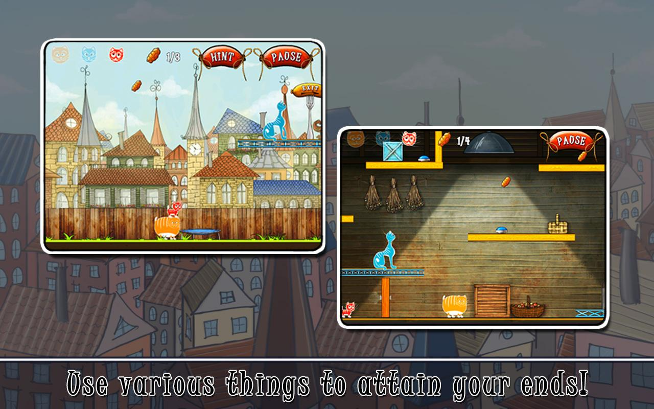 Cats, Inc.- screenshot