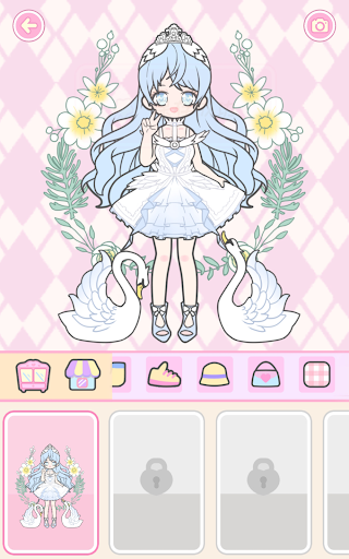 Vlinder Girl - Dress up Games , Avatar Creator 1.1.8 screenshots 9