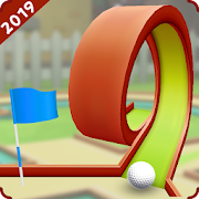 Golf Simulator 2019: Live Mini Golf Club Training APK