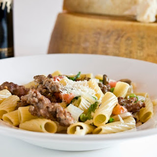 Rigatoni Calabrese Recipe from Portobello Restaurant.