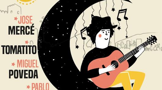 Bienal Solidaria con Mercé, Tomatito, Poveda y Pablo Alborán
