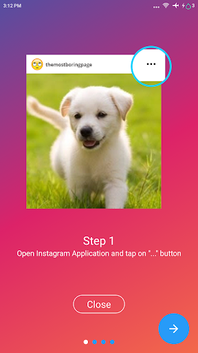 Reposta - Repost for Instagram 2.0 screenshots 2