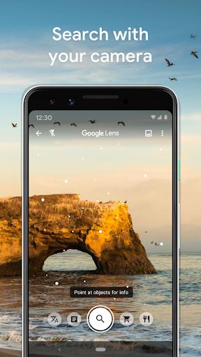 Google Lens 1.8.190904066 screenshots 1