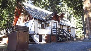 Swiss Chalet in Lake Tahoe