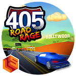 405 Road Rage Icon