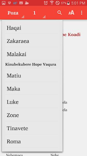 Roviana Bible  screenshots 8