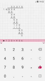 Download Long division calculator For PC Windows and Mac apk screenshot 1