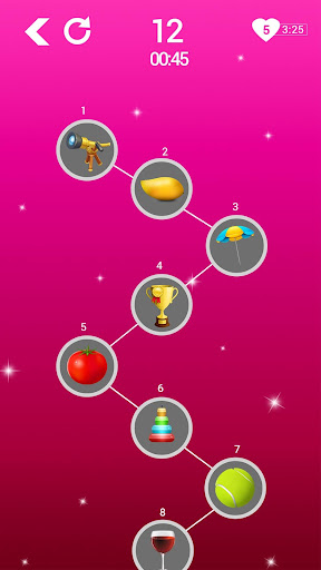 Order: The Memory Challenge (Premium) game for Android screenshot