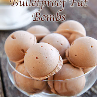 Bulletproof Fat Bombs.