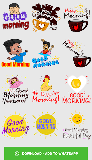 Stickers For Chat - Third Party WAStickerApps sgn_Jan14_2019 screenshots 3