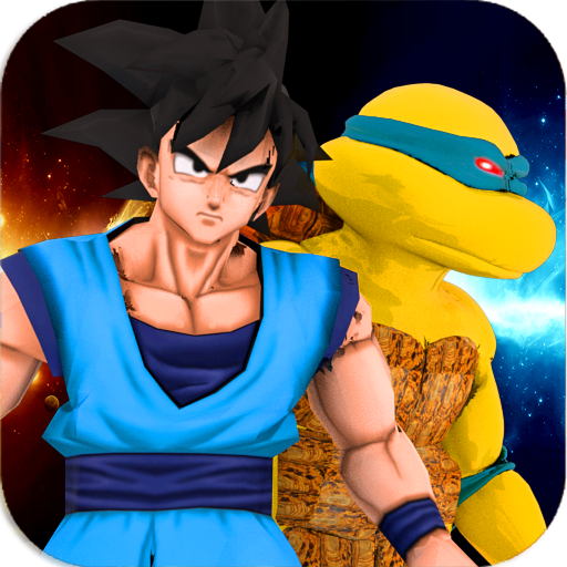 Ninja Goku Warrior (game)
