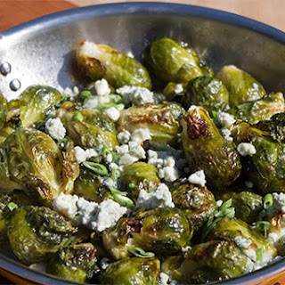 Statesboro Bacon & Blue Cheese Brussels Sprouts