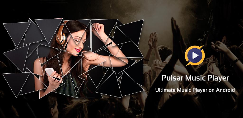Pulsar Music Player Pro - Mp3 Player, Audio Player  Mod APK