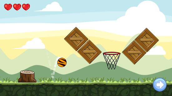 Tiger Ball - 2D screenshot