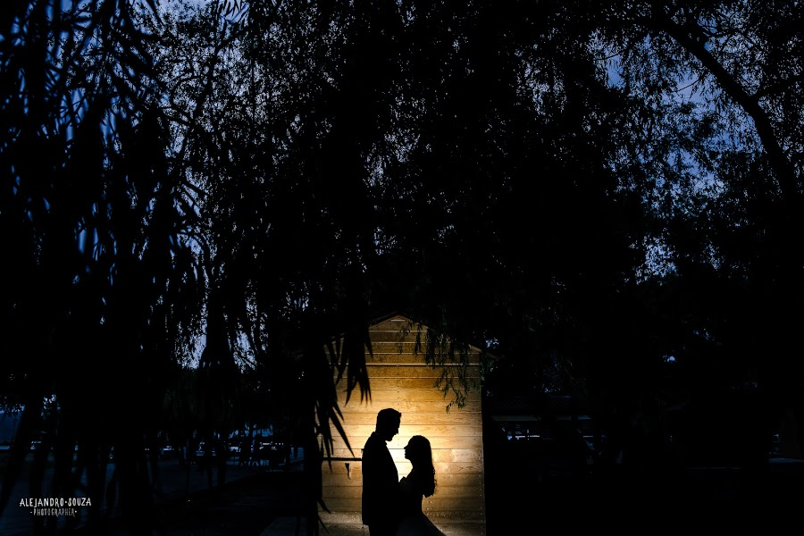 Wedding photographer Alejandro Souza (alejandrosouza). Photo of 29.08.2019