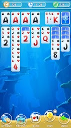 Solitaire APK screenshot thumbnail 6