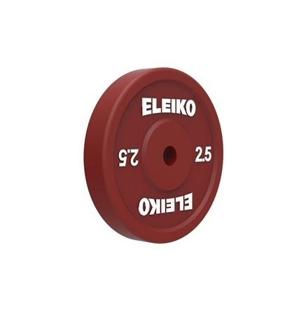 Eleiko Olympic WL Technique Disc - 2,5 kg